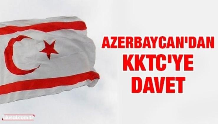 Azerbaycan'dan KKTC'ye davet