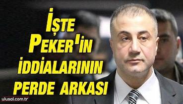 Sedat Peker'in iddialarının perde arkası ortaya çıktı: Amaç Türkiye-Suriye ilişkilerine sabotaj