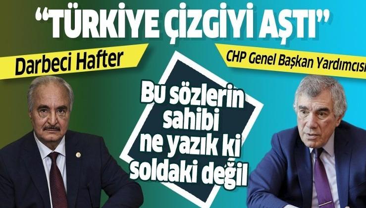 CHP'li Ünal Çeviköz: Türkiye Libya'da çizgiyi aştı.