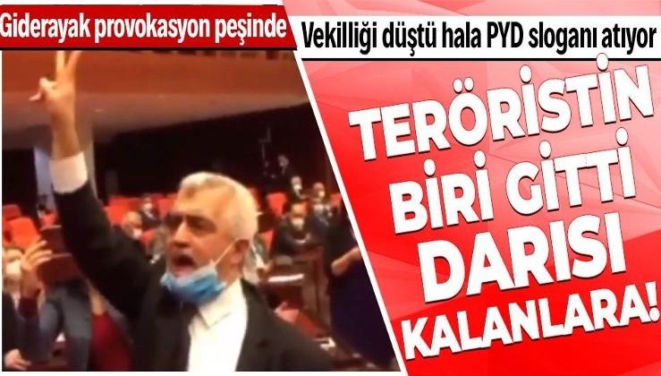 """""""Terör propagandası yapmak"""" suçuyla 2 yıl hapis cezası verilen HDP'li Ömer Faruk Gergerlioğlu'nun milletvekilliği düşürüldü"""