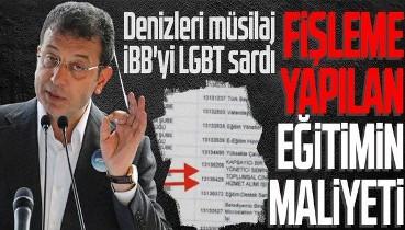 İBB'nin personele zorunlu tuttuğu LGBT eğitiminin maliyeti 58 bin lira