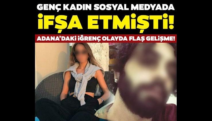 Son dakika: Genç kadın sosyal medyada ifşa etmişti... Cinsel istismar sanığı tutuklandı!