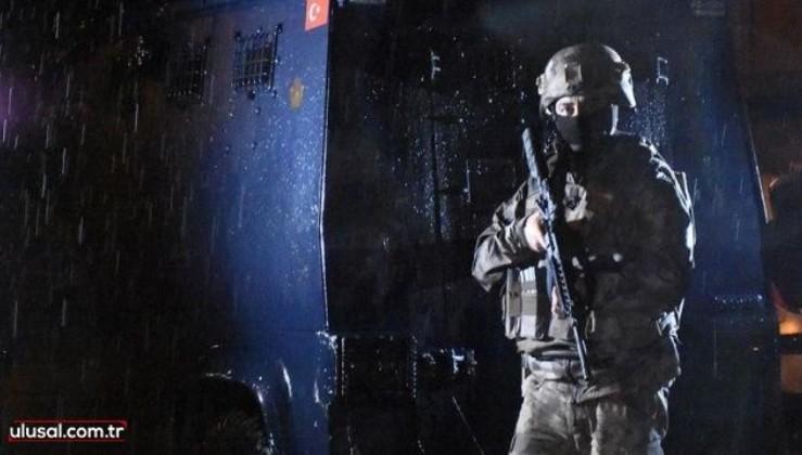 Van'da terör operasyonu: 47 gözaltı