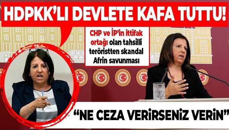 """HDP'li Fatma Kurtulan hakkında """"terör örgütü propagandası"""" davası! Mahkemede küstah çıkış: Ne kadar ceza verirseniz verin"""