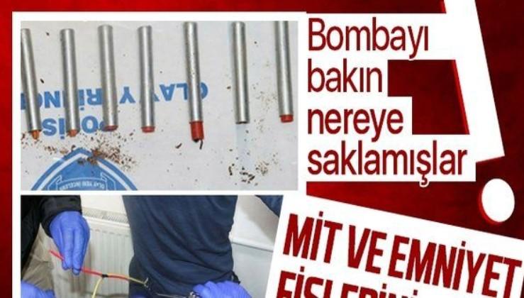 Son dakika: MİT ve Emniyet'ten ortak operasyon! Metropol kentlere saldırı hazırlığındaki 3 terörist yakalandı