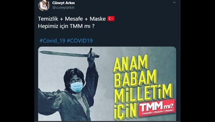 Türk Sinemasının efsanesi Cüneyt Arkın'ın hayati uyarısı!