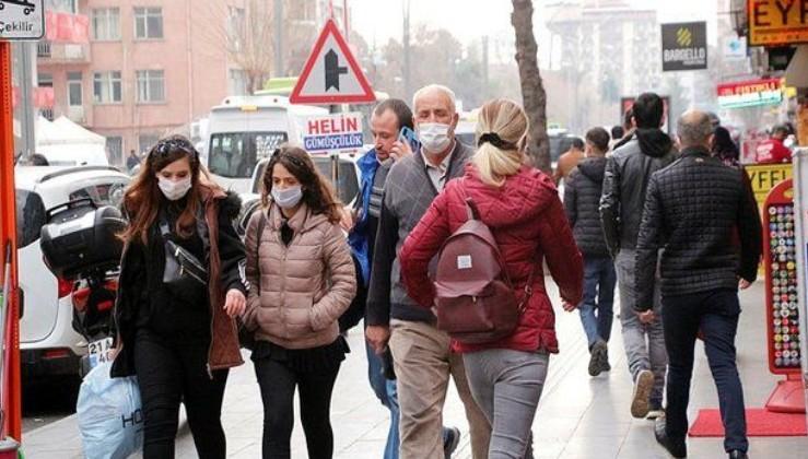 Diyarbakır'da koronavirüs risk haritası yeniden renk değiştirdi