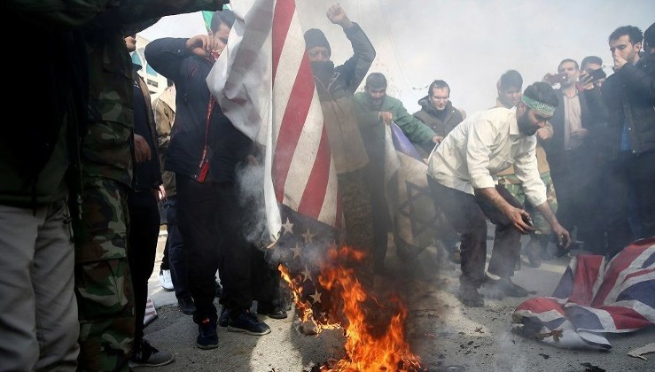 'Süleymani'nin öldürülmesi Irak'ta ABD'nin hiç istemeyeceği bir birlik yarattı, saldırının intikamı alınacaktır'