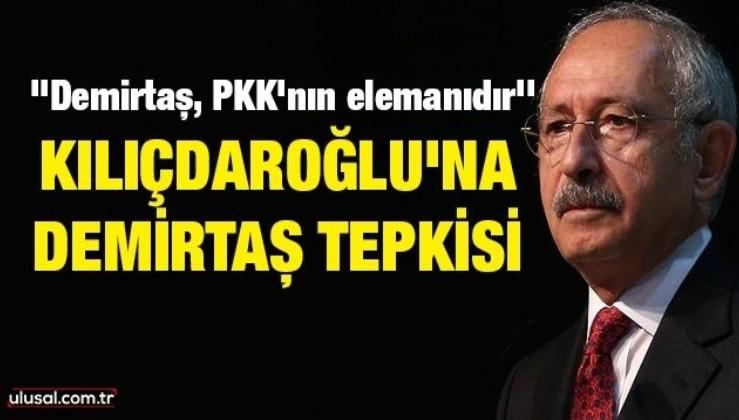 Kılıçdaroğlu'na Demirtaş tepkisi
