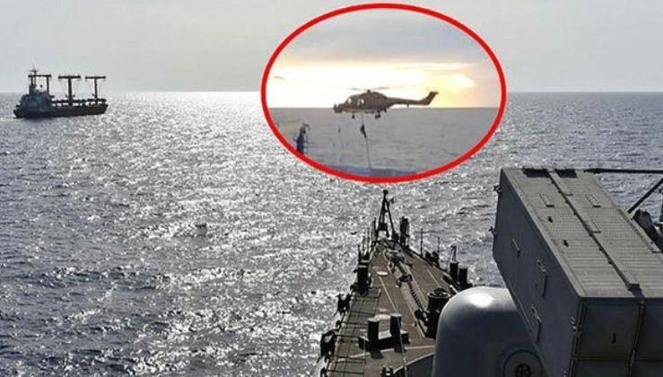 Son dakika: Adalet Bakanı Abdulhamit Gül'den Türk gemisine müdahaleye sert tepki: Yetkisiz ve hukuksuzdur