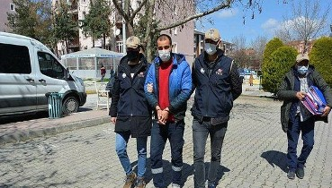 Denizli'de eylem hazırlığındaki DEAŞ'lı terörist yakalandı!