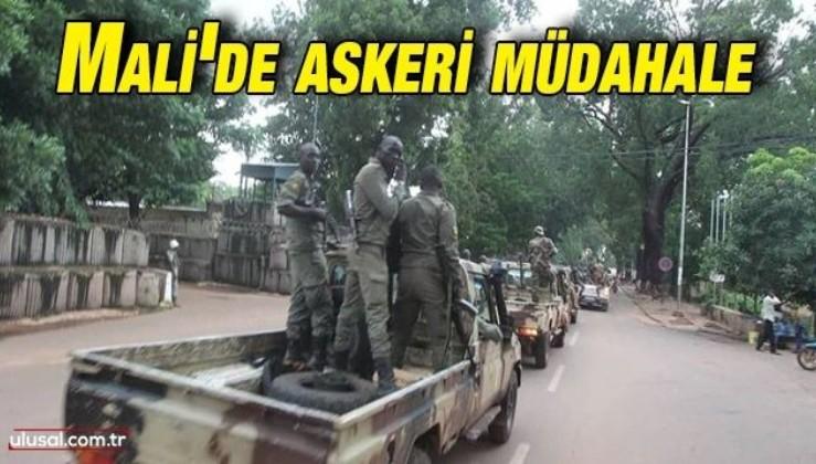 Mali'de askeri müdahale
