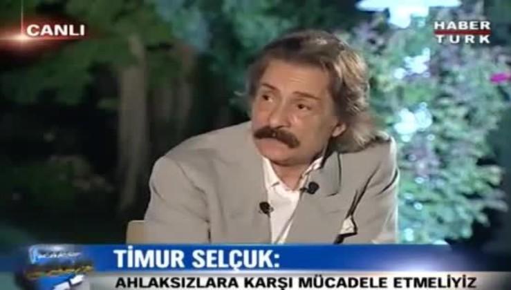 TOKAT GİBİ SÖZLER: Timur Selçuk'un Ergenekon, Balyoz gibi FETÖ kumpaslarında dimdik duruşu.