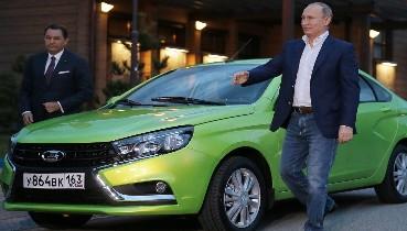 """""""Щоб 73% і преЗЕдент до 7 коліна на цих відрах їздили!"""" - ЗАЗ почав випуск російських автомобілів Lada"""