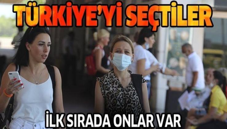 Antalya'ya turist akını! Hafta sonu hava yoluyla 72 bin 479 turist geldi