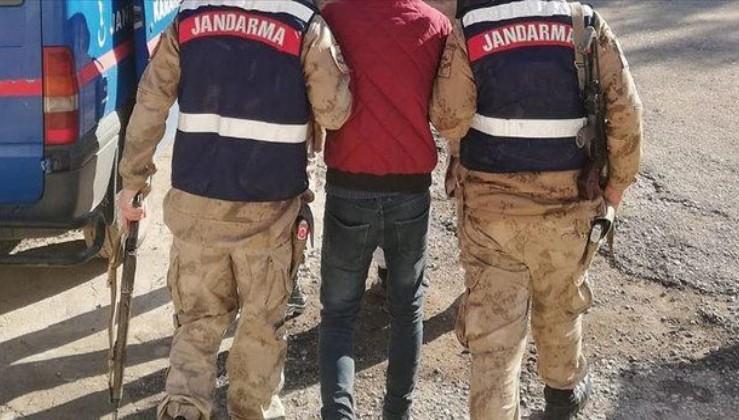MİT ve Jandarmadan Mardin'de terör operasyonu! PKK'lı terörist yakalandı.