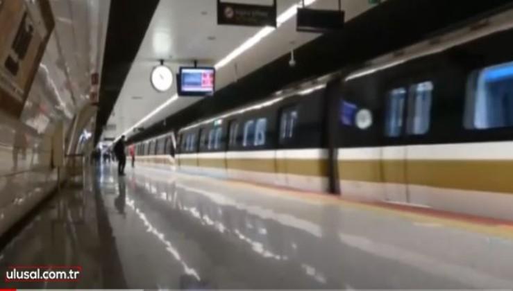 Çin'den 176 metro aracı alındı