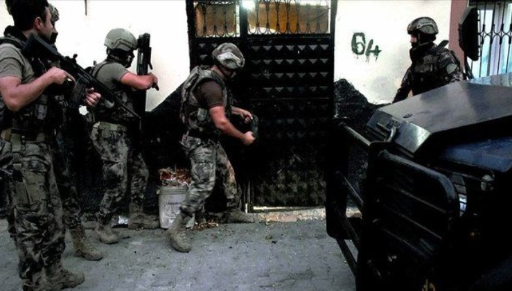 Irak uyruklu DEAŞ şüphelisi MİT-Emniyet iş birliğiyle yakalandı
