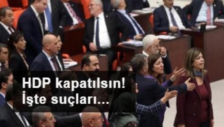 Halkın değil PKK'nın vekilleri!