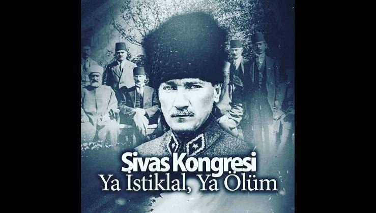 """SİVAS KONGRESİ; """"MANDA VE HİMAYE KABUL EDİLEMEZ"""""""