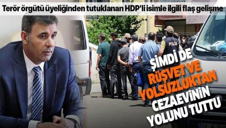 Son dakika: Iğdır Belediyesindeki rüşvet ve yolsuzluk operasyonunda HDP'li Akkuş'la birlikte 5 kişi tutuklandı