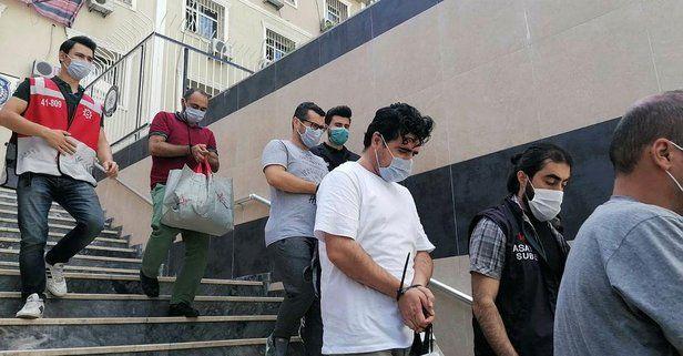 Son dakika: İstanbul merkezli FETÖ operasyonu: 7 şüpheli yakalandı