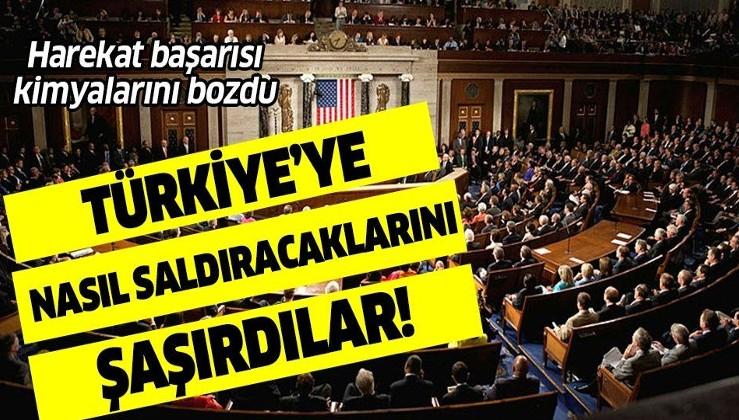 Barış Pınarı Harekatı, ABD Kongresinin kimyasını bozdu!.