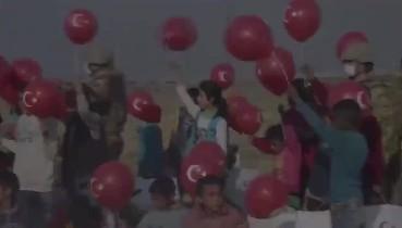 MSB, 525 Barış Pınarı şehidimiz anısına 525 fidan dikti