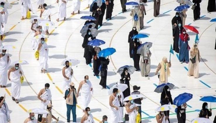Son dakika: Suudi Arabistan'dan hac ibadeti için aşı şartı