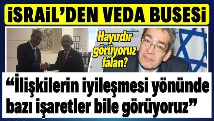 İsrail'in Ankara Büyükelçiliği Maslahatgüzarı Roey Gilad'dan Türkiye'ye veda mektubu: