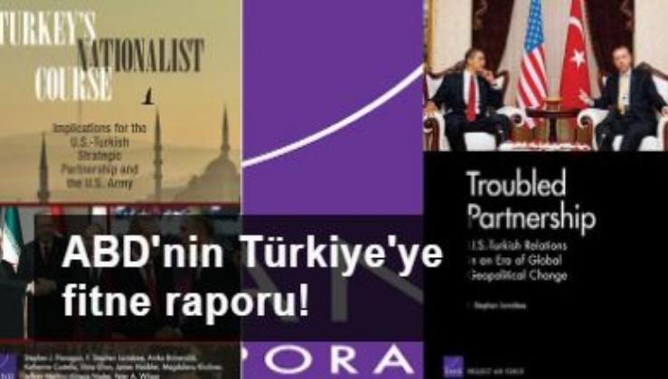 ABD'nin Türkiye'ye fitne raporu: CHP, İYİ Parti ve HDP'nin klavuzu