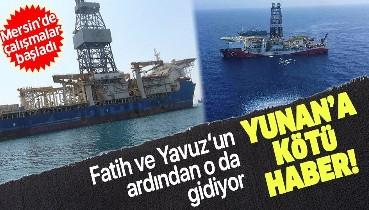 Son dakika: Fatih ve Yavuz'dan sonra Kanuni de Akdeniz'e açılmaya hazırlanıyor
