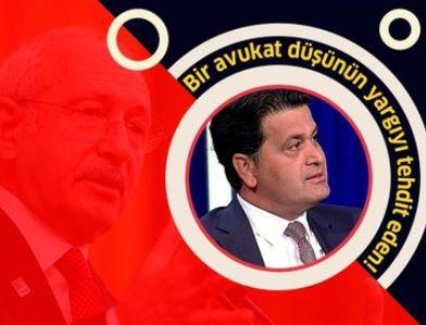 Kılıçdaroğlu'nun FETÖ'den yargılanan avukatı Celal Çelik'ten yargı üyelerine tehdit!