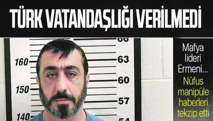 Lev Aslan Dermen'e Türk vatandaşlığı verildiği iddialarına yanıt:
