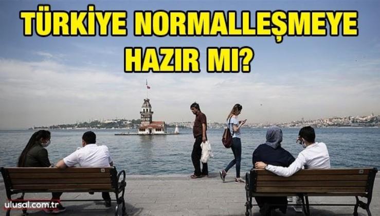 Türkiye normalleşmeye hazır mı?