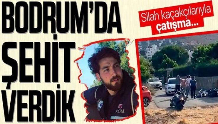 Bodrum'da polisi şehit eden şüphelilerden 2'si Söke'de yakalandı: Gözaltı sayısı 6'ya çıktı