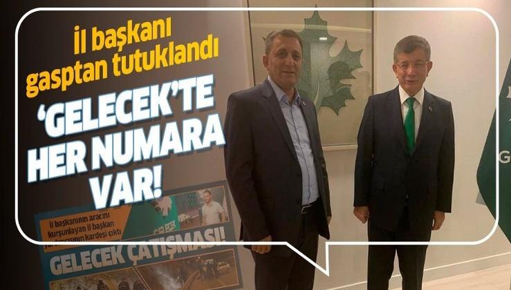 Gelecek Partisi Adana İl Başkanı Kenan Akkaya ve 2 kardeşi gasp iddiasıyla tutuklandı