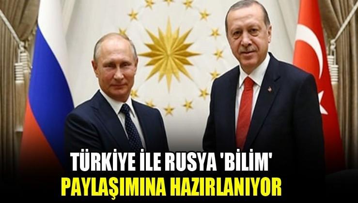 Erdoğan ve Putin anlaştı! Ortak üniversite açılacak