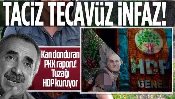 Jandarmadan çarpıcı PKK raporu! Terörün siyasi ayağı HDP çocukları tuzağa düşürüyor: Taciz, tecavüz ve darp