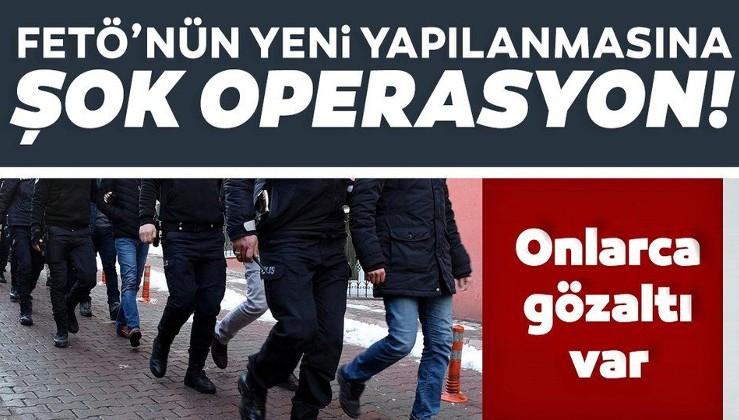 SON DAKİKA: İstanbul merkezli 7 ilde FETÖ'nün talebe yapılanmasına operasyon