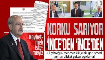 Mehmet Ali Çelebi'nin Kılıçdaroğlu görüşmesinin ardından Özgür Özel'den şok açıklama: Arkadaşlarımızı kaybetmek istemeyiz