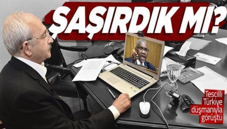Kılıçdaroğlu Türkiye düşmanı ABD Temsilciler Meclisi üyesi Gregory Meeks ile görüştü