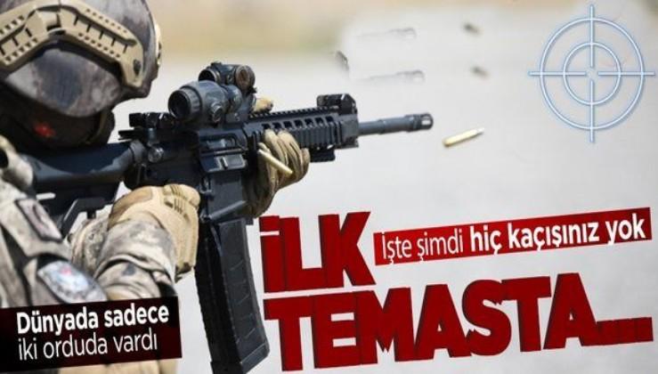 Mehmetçik'in emrine yüksek kapasiteli şarjör! Dünyada sadece 2 ordu kullanıyor zaman kaybı sıfır