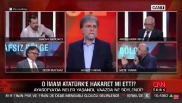 Mete Yarar'ın isyan ettiği an: Atatürk'e gerçekten sahip çıkın, işinize geldiğinde değil!