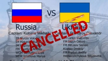 """""""Видно, що тут хлопці з головою"""" - Українські шахісти відмовилися від """"матчу дружби"""" з Росією"""