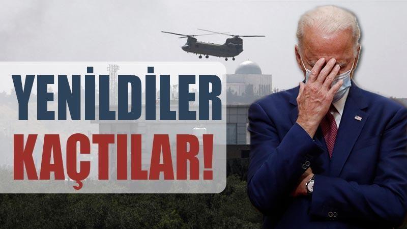 YENİLDİLER KAÇTILAR!