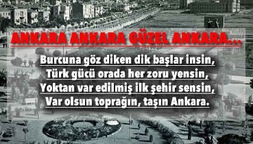13 Ekim 1923 | Ankara'nın Başkent Oluşunun 96. Yılı