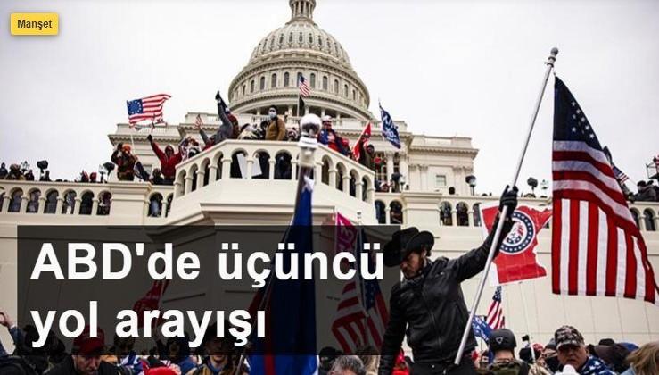 ABD'deki eylemciler iki partili sistemin dışında üçüncü yol