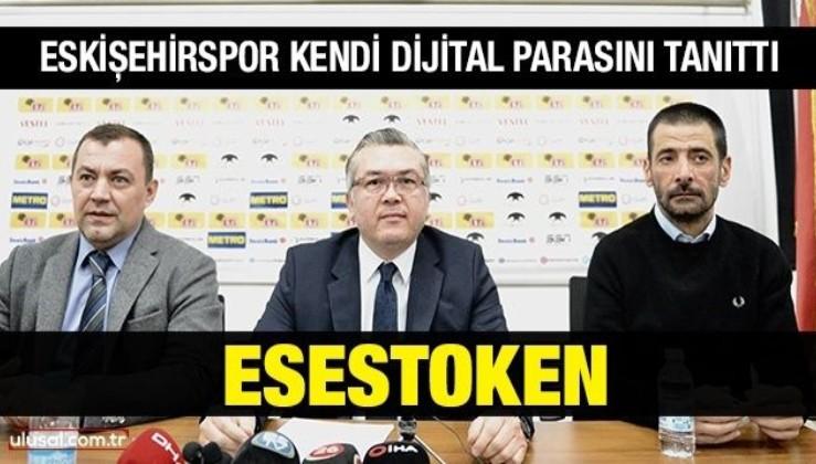 Eskişehirspor kendi dijital parasını tanıttı: Esestoken