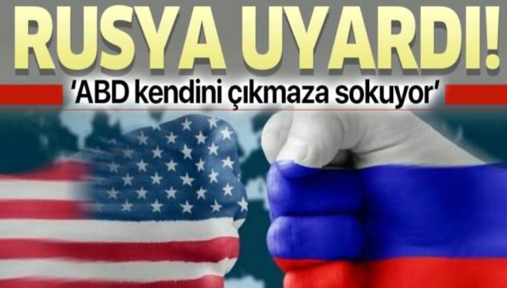 Son dakika: Rusya'dan ABD'ye Cevad Zarif tepkisi!.